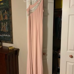 Formal Gown - pale pink